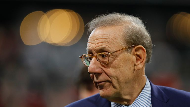Dolphins owner Stephen Ross thinks kneeling is not an effective form of protest
