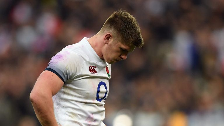 England could finish fifth in this year's Six Nations