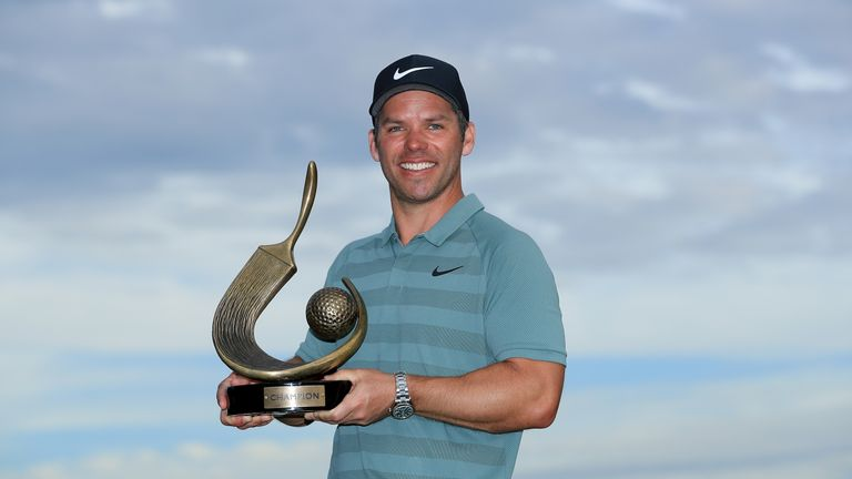 Paul Casey landed his first PGA Tour title for nine years on Sunday