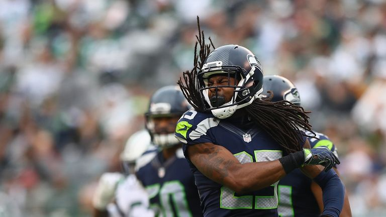 Richard Sherman has joined the 49ers on a three-year deal
