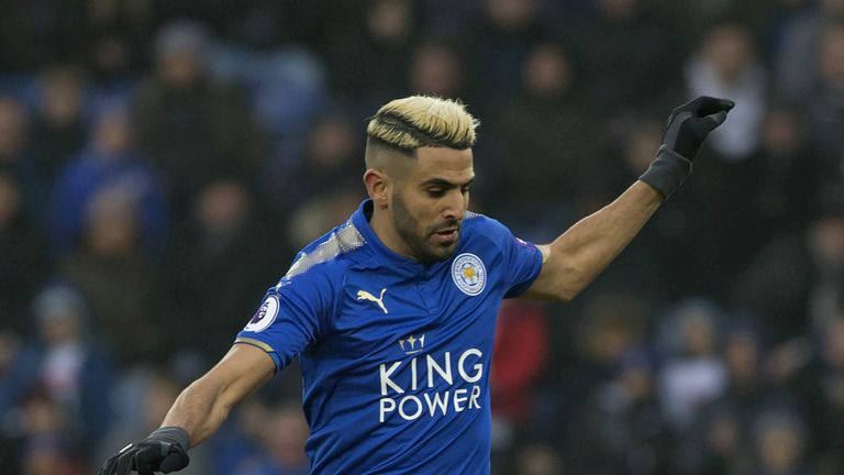 Riyad Mahrez says he will give 'everything' for Leicester