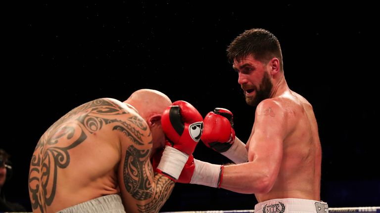 Rocky Fielding will fight Tyron Zeuge in Germany in July