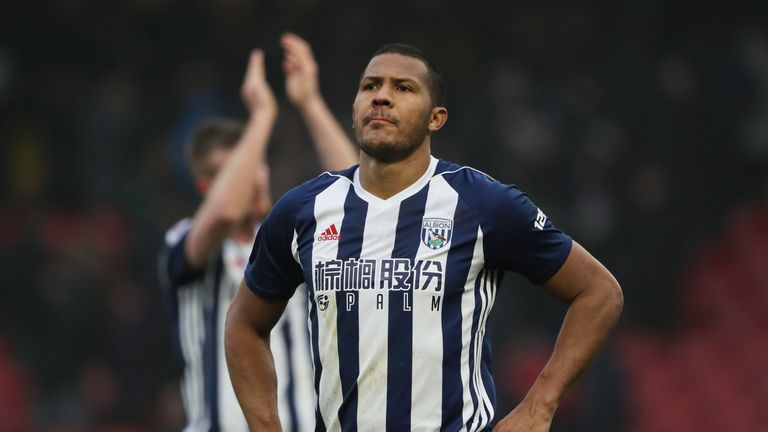 Salomon Rondon is being targeted by clubs in Spain and Italy