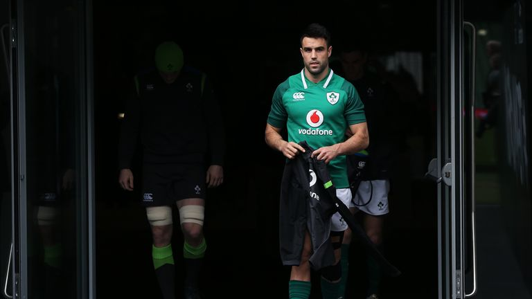 Conor Murray says Ireland are not daunted by Saturday's trip to Twickenham