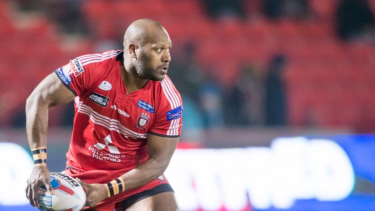 Salford Red Devils started their Super 8s Qualifiers campaign off on the right note