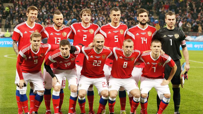 Image result for russia football 2018