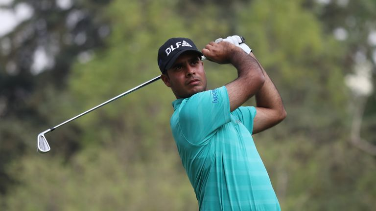 Shubhankar Sharma accepts special invitation to play in the Masters