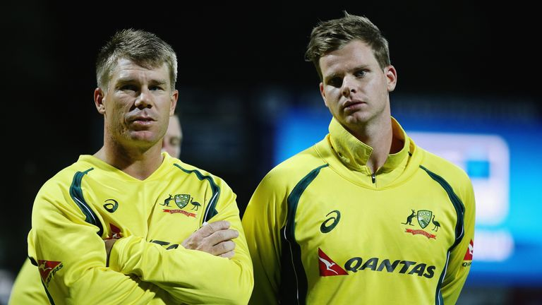 Australia will be without David Warner and Steve Smith when they tour England in June