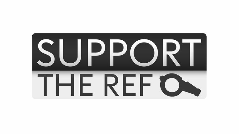 Support The Ref week on SSN and SkySports.com