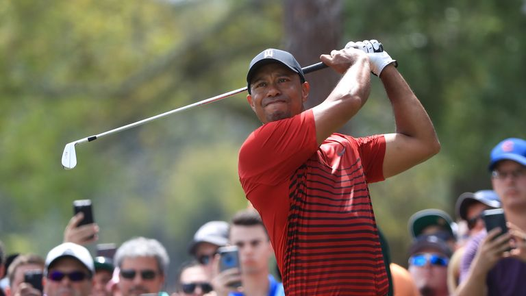 Woods narrowly missed out on a first worldwide victory since the 2013 WGC-Bridgestone Invitational