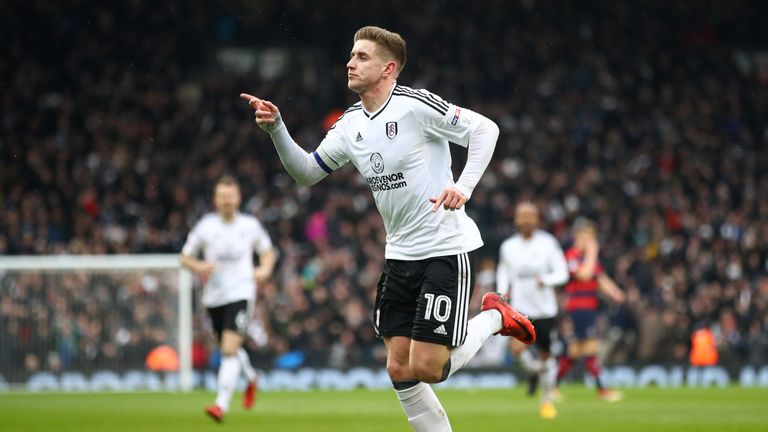 Tom Cairney's Fulham face Millwall live on Sky