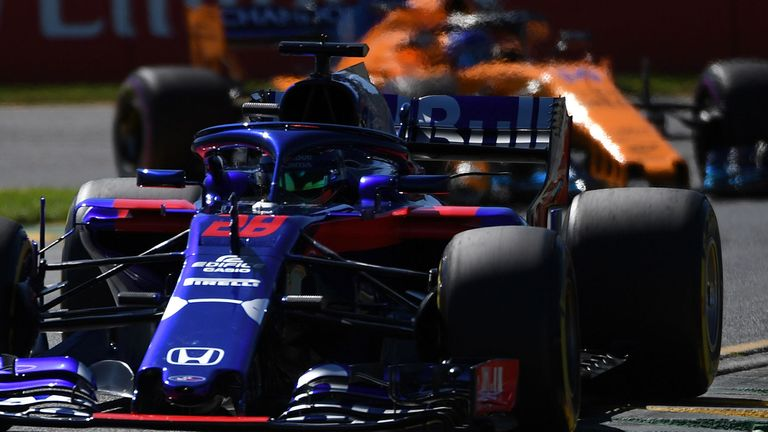 Honda to use modified parts in Bahrain; new engine for Pierre Gasly