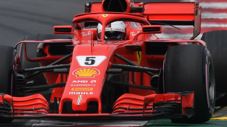 Sebastian Vettel warns against jumping to early conclusions about Ferrari pace
