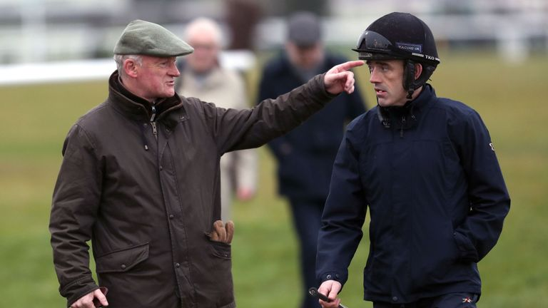 Willie Mullins and Ruby Walsh: Combine with Invitation Only