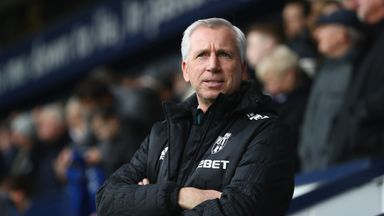 fifa live scores -                               Pardew: It's getting more difficult