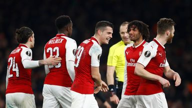 fifa live scores -                               Arsenal talking points