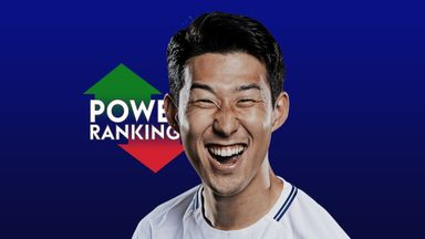 fifa live scores - Tottenham's Heung-Min Son tops Sky Sports Power Rankings