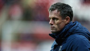 fifa live scores - Jamie Carragher suspended by Sky and issues full apology for spitting