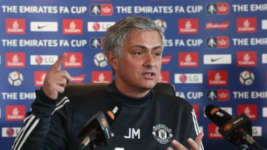 fifa live scores -                                'Jose proves he's up for fight'