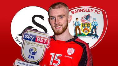 fifa live scores - Oli McBurnie interview: Swansea striker shining for Barnsley
