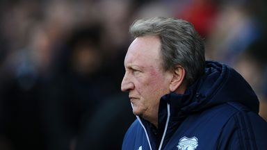 fifa live scores -                               Warnock: No talk of automatic promotion