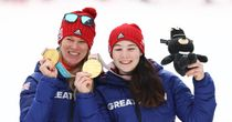 Fitzpatrick and Kehoe win first GB gold