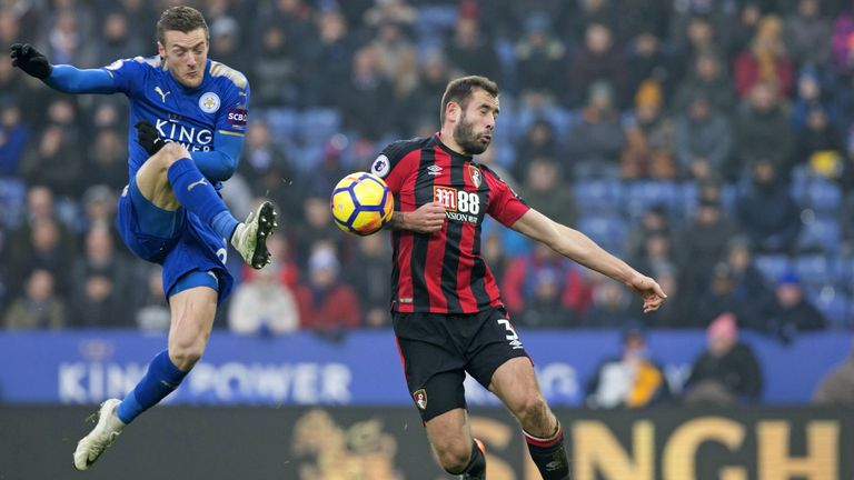Highlights as Mahrez's last-gasp free-kick secured a dramatic draw for Leicester against the Cherries