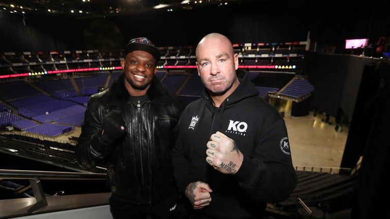 Dillian Whyte, Lucas Browne