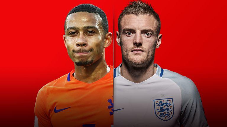 Netherlands v England
