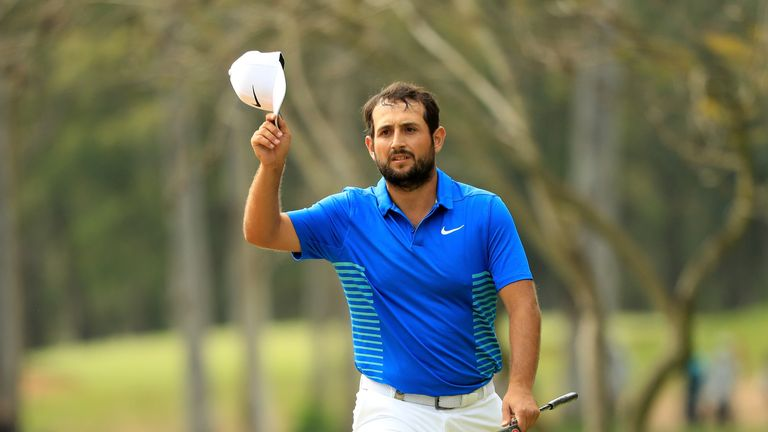 Alex Levy clinched his fifth European Tour title by one shot