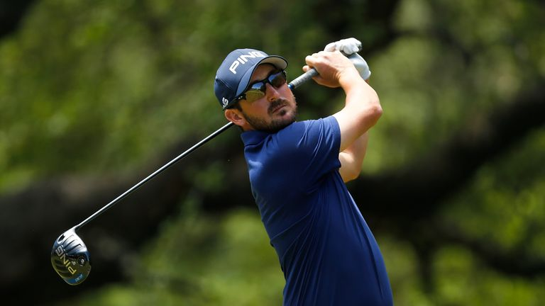 Anirban Lahiri slips back in third round at Texas Open