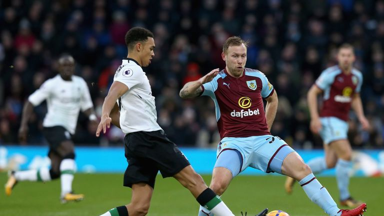 Scott Arfield and Dean Marney set to leave Turf Moor
