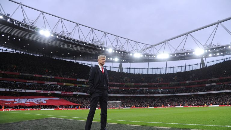 Arsenal Close To Announcing Wenger's Replacement
