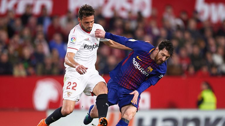 Lionel Messi was the star of the show again on Saturday