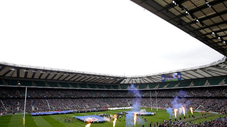 Twickenham, home of the RFU, will play host to the tournament in July