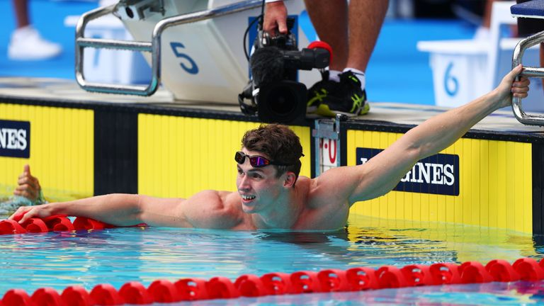 Commonwealth Games: Swimmer Proud's disqualification to stand