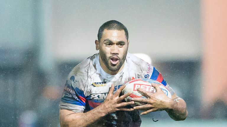 Wakefield's Bill Tupou is among our eye-catchers this week