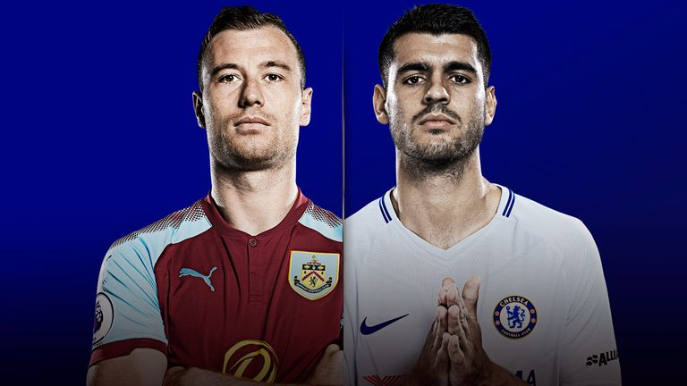 Burnley v Chelsea is live on Sky Sports on Thursday