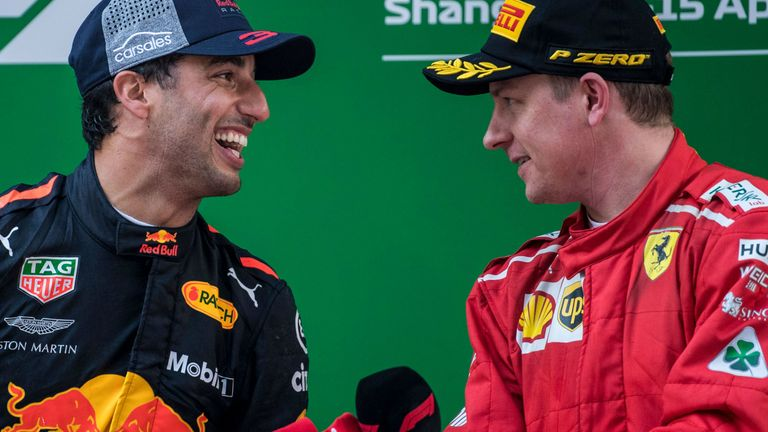 Ferrari stun rivals with qualifying speed at the Chinese Grand Prix