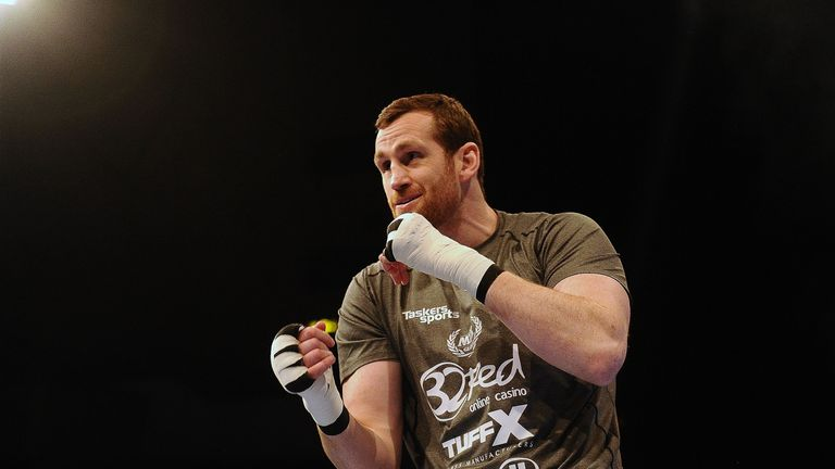 David Price will target the European title after defeat by Alexander Povetkin