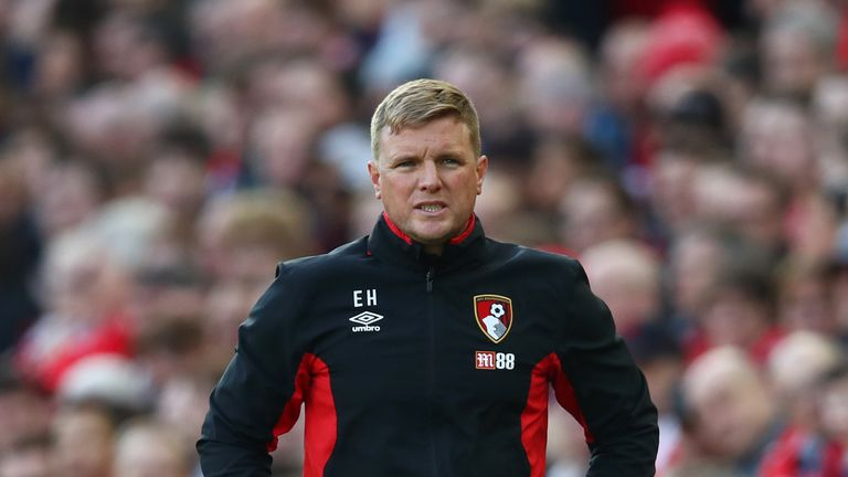 Eddie Howe has worked wonders with a small Bournemouth budget