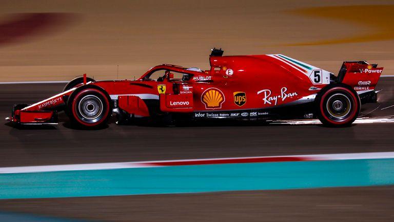 Motor racing-Mercedes' Hamilton simply hoping for progress in Bahrain GP