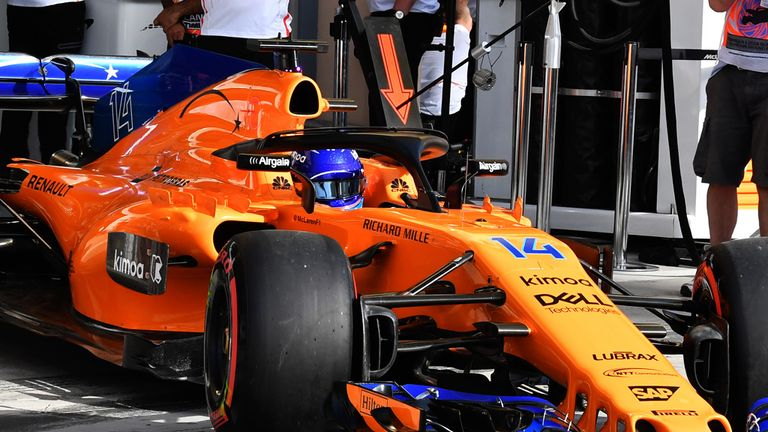 Alonso 'fixed' qualifying on the opening lap