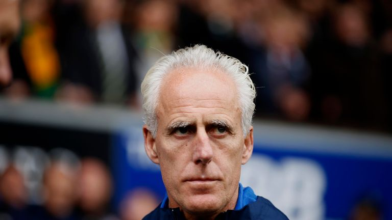 Mick McCarthy left the club by mutual consent