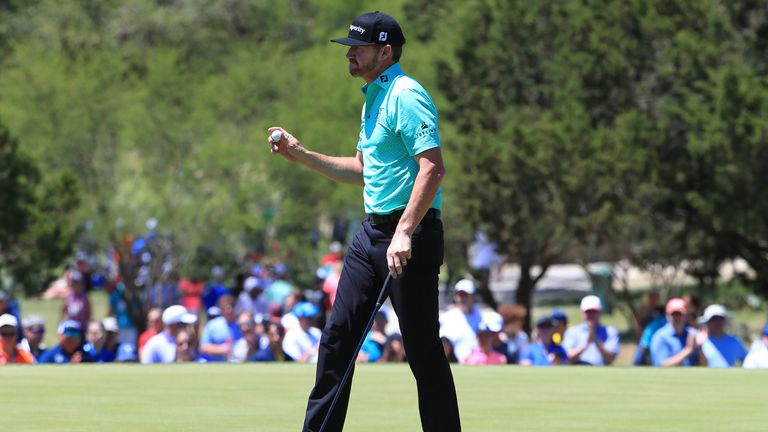 Jimmy Walker arrived in good form after a runner-up finish at Sawgrass