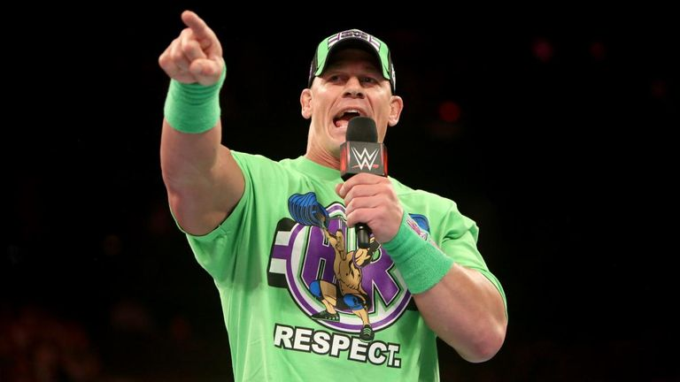 John Cena will take on Kevin Owens in Australia, live on Sky Sports Box Office