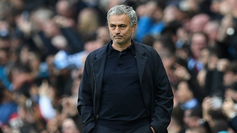 Could England learn for Jose Mourinho in the way they select teams for home and away series'?