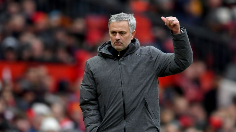 Jose Mourinho is likely to ring the changes for Bournemouth's trip to Man Utd