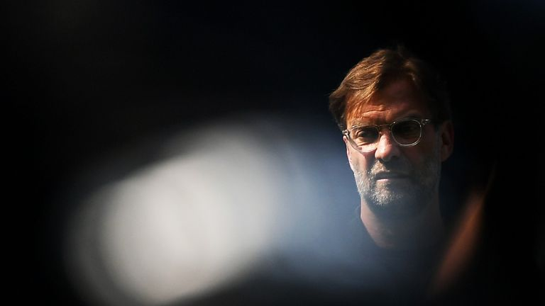 Klopp ready for ´different´ Roma test