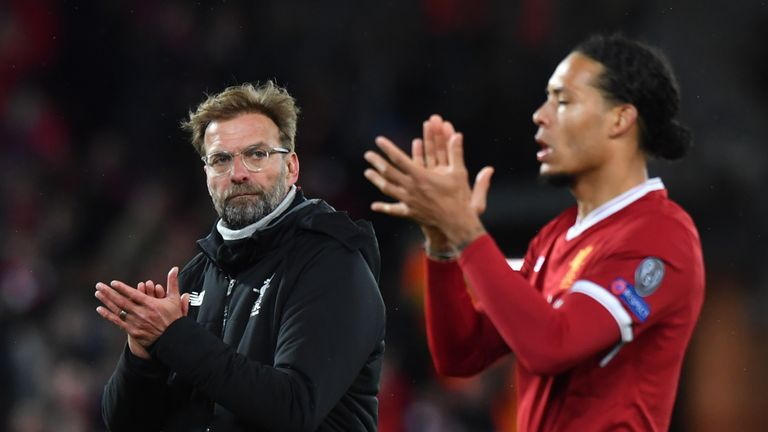 Liverpool have been handed a favourable 2018/19 run-in